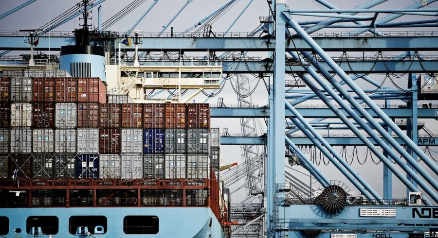 APM Terminals oplever problemer med ny containerhavn i Costa Rica.