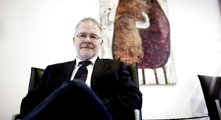 Bestyrelsesformand for PFA, Svend Askær, tager et enkelt år mere i trøjen, men derefter er det slut med jobbet som kransekagefigur i PFA-bestyrelsen.