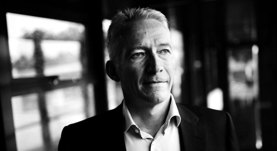 Lars Rasmussen, CEO i Coloplast.