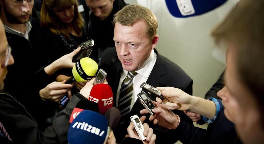 Listen af Lars Løkke Rasmussens (V) kritikere bliver længere og længere. Se hvilke Venstre-folk, der har kritiseret formanden.