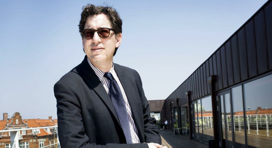 David Solomon, adm. direktør hos Zealand Pharma.