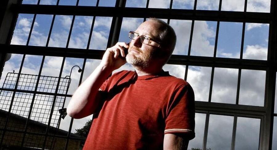 Peter Ålbæk Jensen, alias, Ålen ligger nr. 1 på en liste over de 10, der har mest magt på kulturområdet.