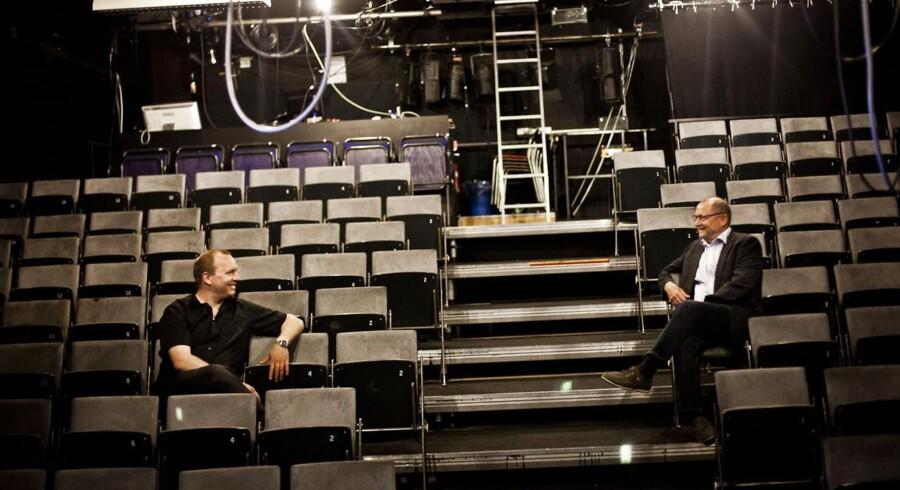 Mungo Park spiller fra april til juni 2015 syv uger på Frederiksberg-teatret Aveny-T.