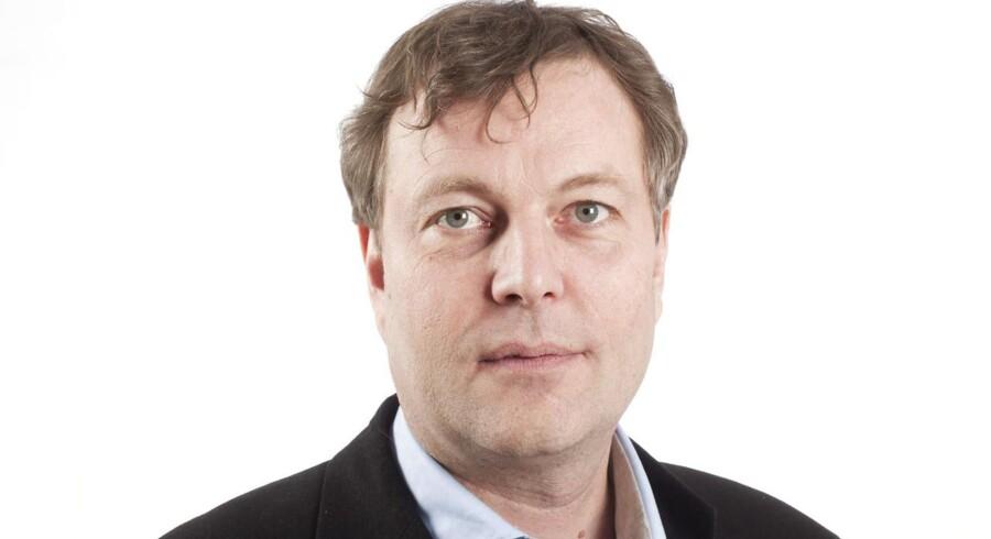 Lars Erik Skovgaard, erhvervsjournalist.