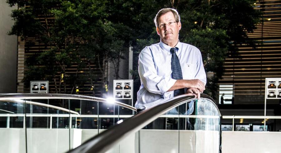 Torben Biilmann, adm. direktør for entreprenørkoncernen MT Højgaard