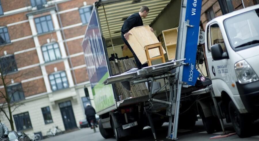 Den ældre generation sælger i stigende grad parcelhuset i en af omegnskommunerne og flytter til København for at være tættere på hovedstadens mange kulturelle tilbud.
