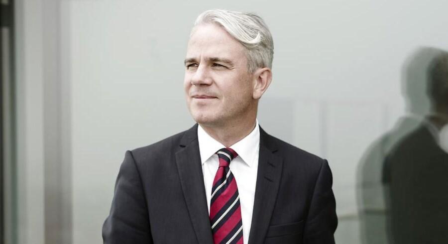 Lars Ellehave, PFA Pension