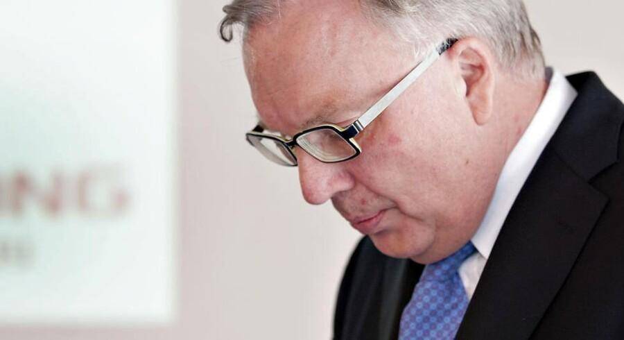 Fritz Schur sidder for bordenden i en stribe statsejede selskaber. Deriblandt DONG Energy og SAS.