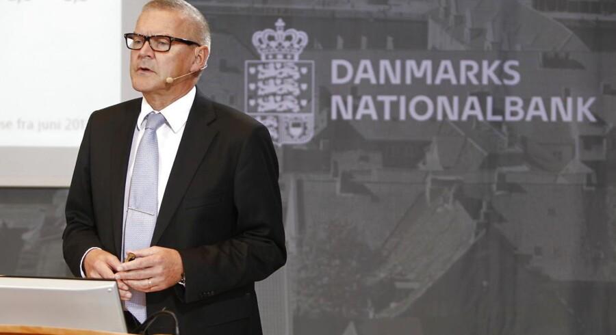 Nationalbank direktør Lars Rohde