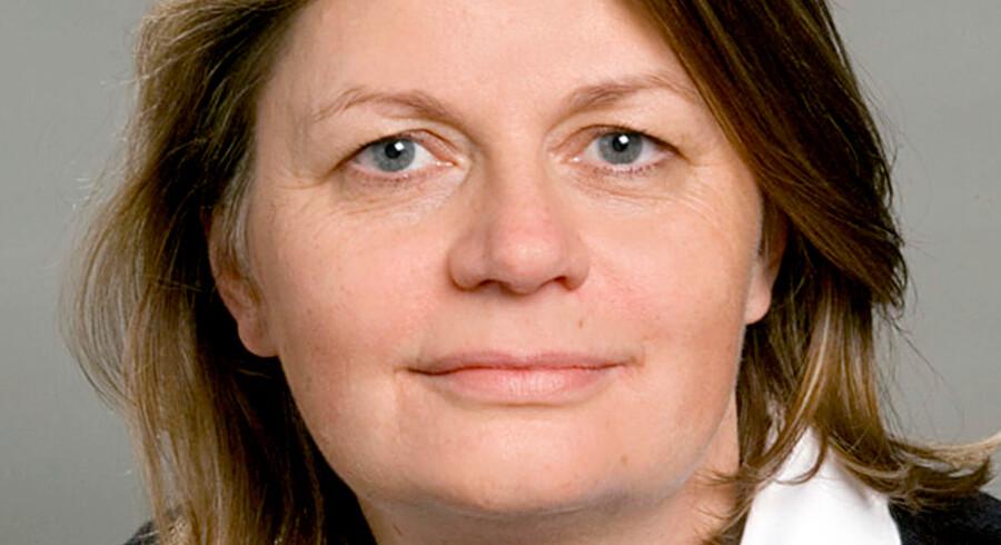 Den danske ambassadør i Paris, Anne Dorte Riggelsen.