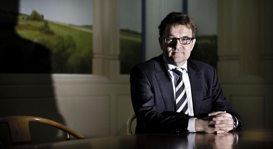 Eivind Kolding får som topchef for Danske Bank godt 13 millioner kroner om året.