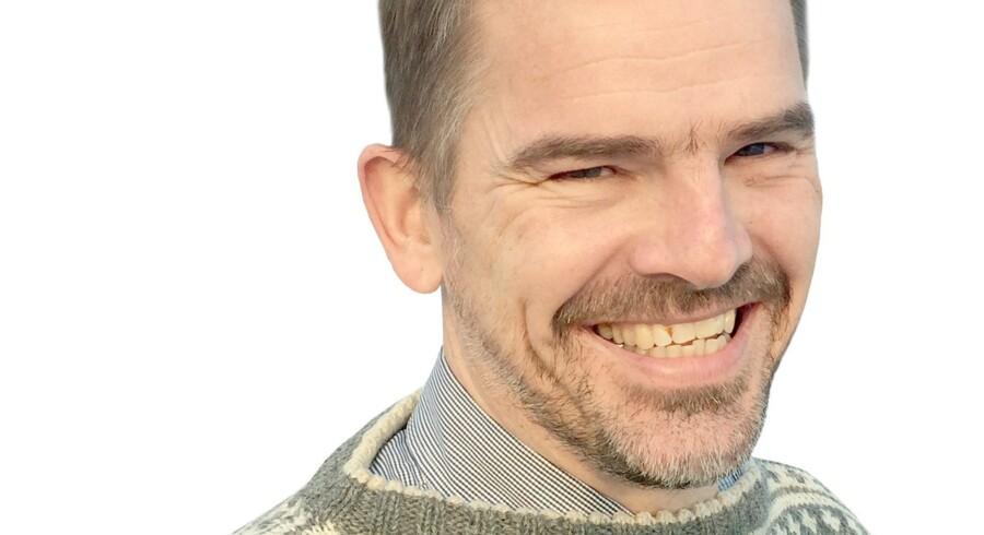 Anders Schoubye, IT-projektleder.