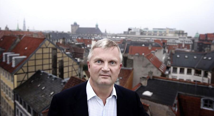 Erhvervsmand Aldo Petersen har stor succes med børsnoteringen af sit Greentech selskab Liqtech.