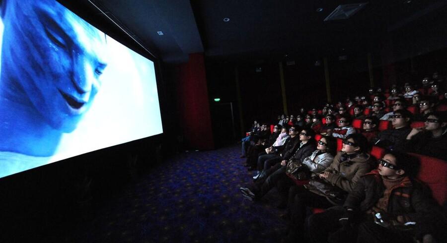 Arkivfoto af filmen Avatar. Filmudlejningstjenesten Voddler, som blandt andet Telenor markedsfører, gør det nu muligt at se de lejede film uden at være koblet på nettet.
