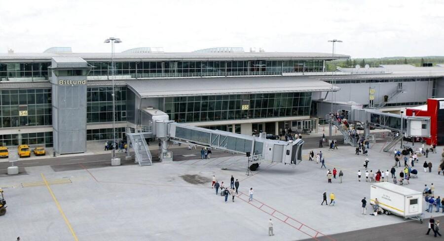 Billund Lufthavn lider hårdest under Cimber Sterlings konkurs