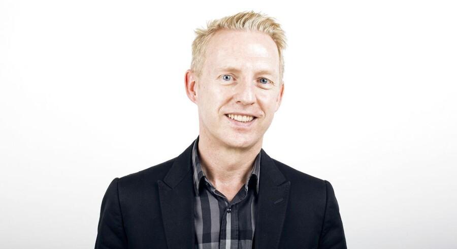 Henrik Day Poulsen, speciallæge i psykiatri.
