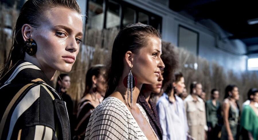 By Malene Birgers show til modeugen var inspireret af Brasilien.
