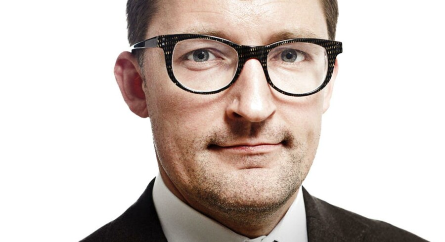 Peter Nyholm Jensen, finansredaktør