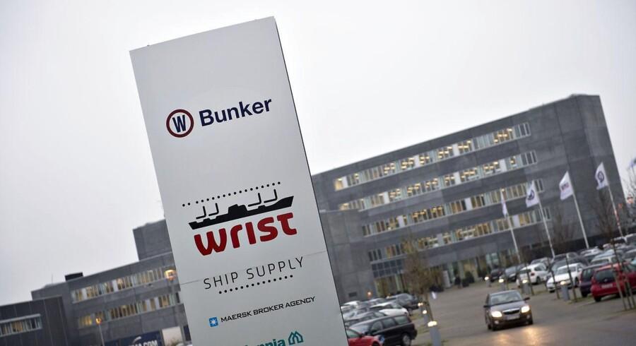 I 2014 var antallet af konkurser for de danske virksomheder rekordlavt. OW Bunker var en af dem, der kollapsede.