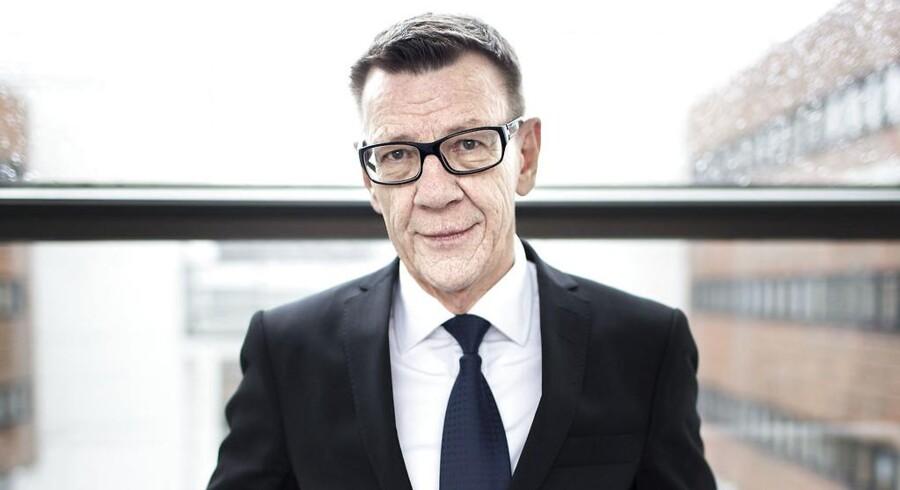 Henrik Heideby adm. direktør i PFA Pension