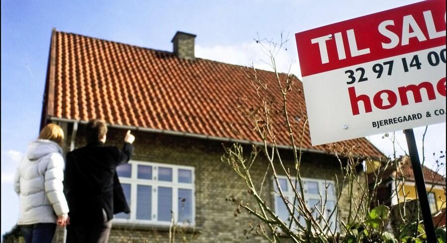 Interessen for at tage et boliglån uden afdrag er faldet lidt på det sidste. Det er måske begyndelsen på en ny tendens, efter de afdragsfrie lån ellers er stormet frem i flere år.