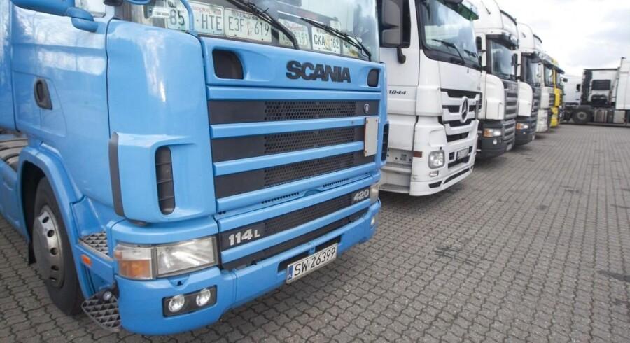 Volkswagen vil stå endnu stærkere på markedet for lastbiler ved at indlemme både Scania og MAN fuldstændigt i koncernen.