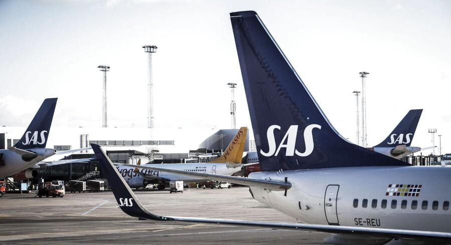 SAS indtægtsfører 60 mio. dollars efter salg af landings- og startrettighed (slots-pair) i London Heathrow.
