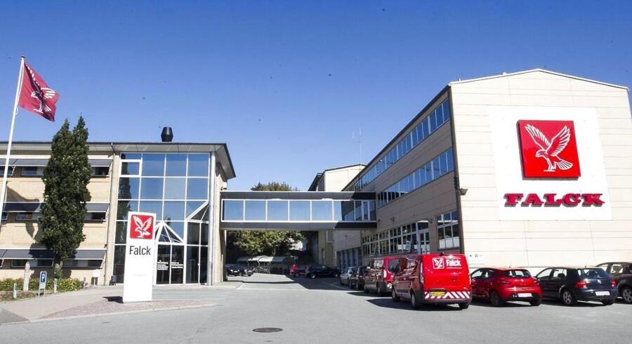 Et hollandsk selskab overtager Falcks ambulancekørsel i Region Syddanmark.