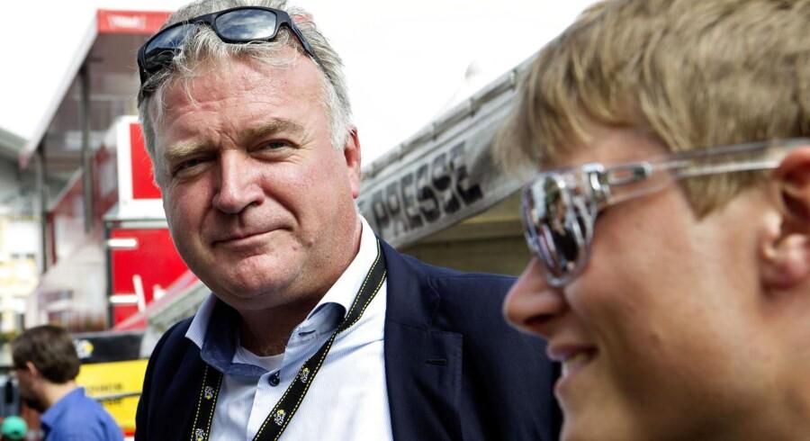 Lars Seier Christensen fra Saxo Bank bliver angiveligt en del af ejerkredsen i Rungsted Ishockey Klub.