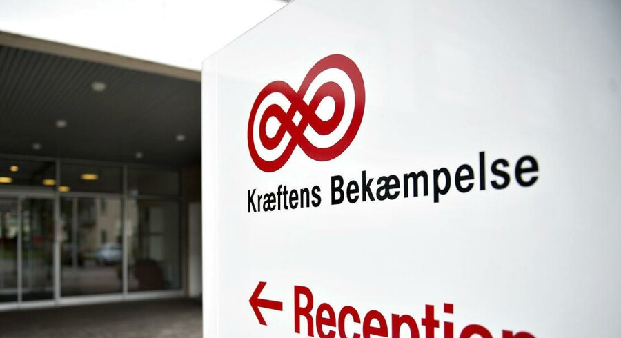 COP110 Kræftens Bekæmpelses hovedkontor i København.
