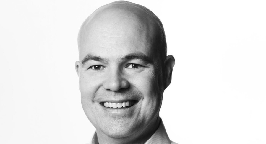 """""""Bæredygtighed skal ikke være en luksusvare,"""" siger Håkan Nordkvist, IKEAs chef for bæredygtighed."""