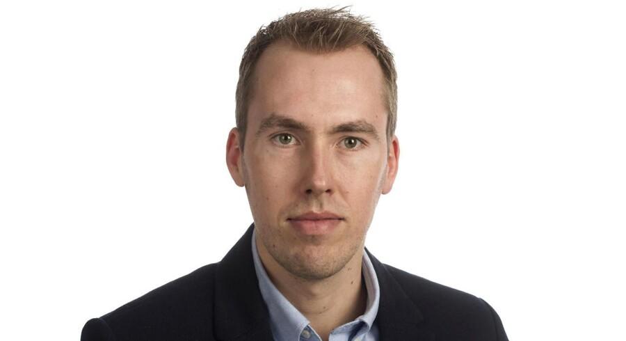 Mads Sixhøj, Erhvervsjournalist