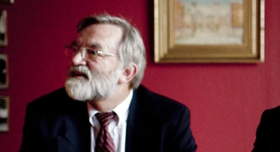 Ejer af Harald-Nyborg-koncernen, Kurt Daell, afviser at lukke møbel-koncernen Daells Bolighus.
