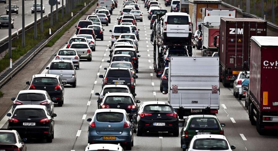 Salget af nye personbiler stiger fortsat