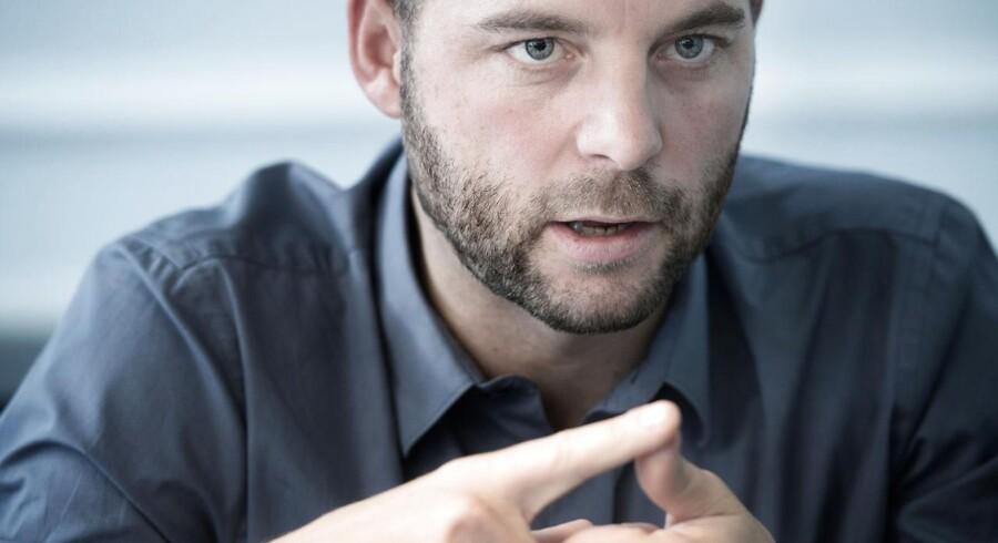 Den radikale leder Morten Østergaard er kommet i modvind.