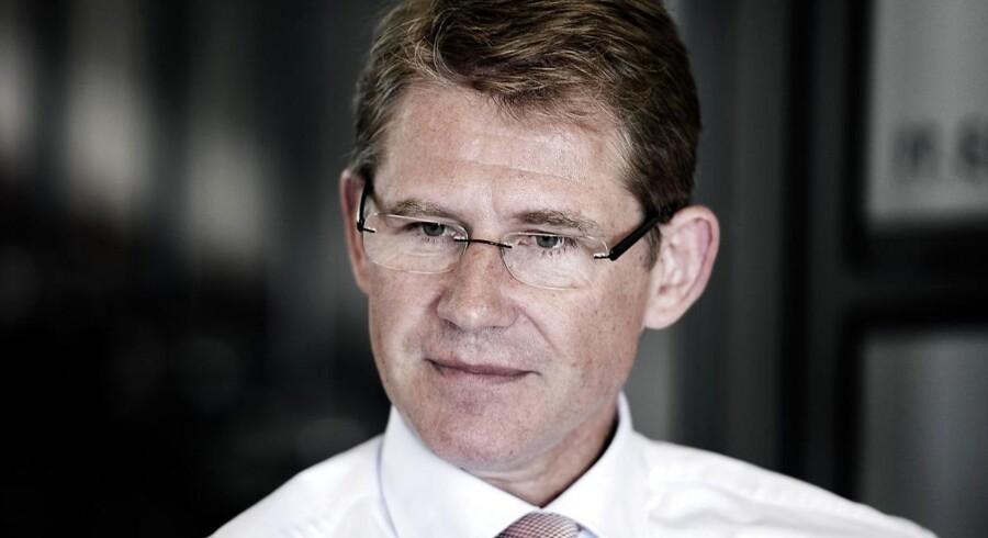 Novo Nordisks koncernchef Lars Rebien Sørensen.