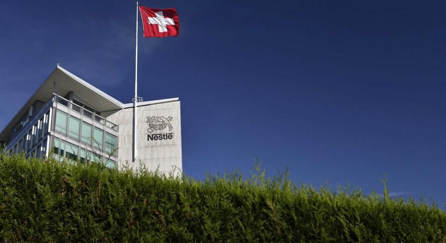 Nestlé havde mere fart på rent vækstmæssigt, end de fleste analytikere havde ventet, da fødevarekæmpen meldte om en organisk vækst for første halvår 2012 på 6,6 pct.