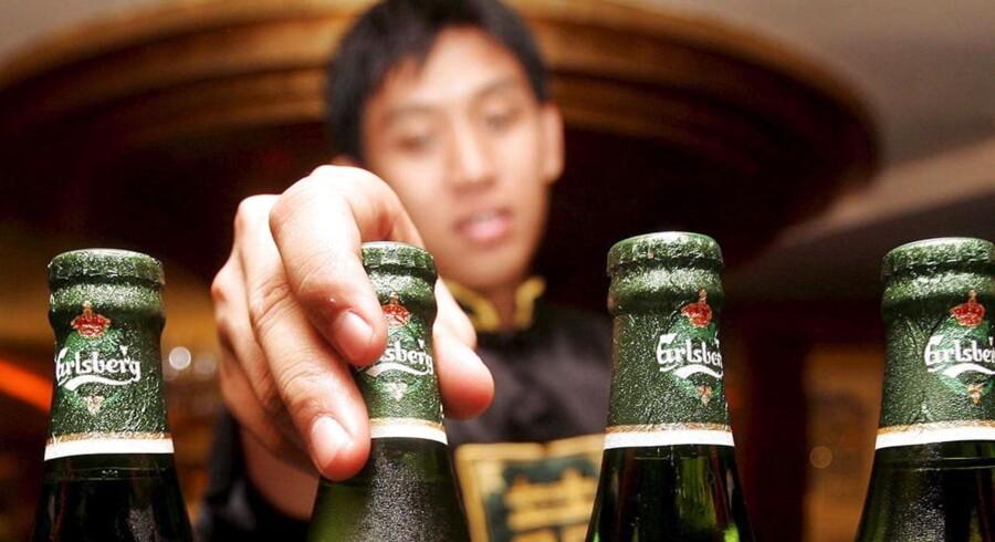Øl-tørste i Yunnan-provinsen i Kina bliver bestemmende for kapaciteten på Carlsbergs kommende bryggeri.
