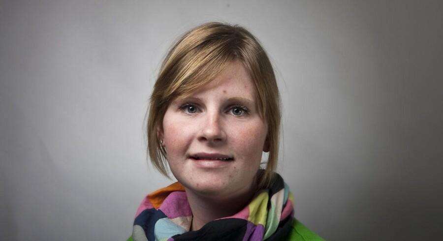 Sara Sjølin erkender, at nogle unge kan ende med at takke nej til chancen for at læse i udlandet, fordi mageligheden måske tager over.