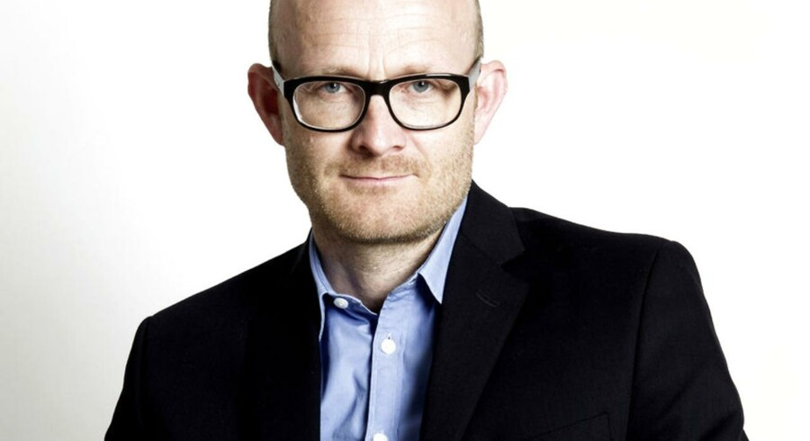 Erhvervsredaktør Peter Suppli Benson.