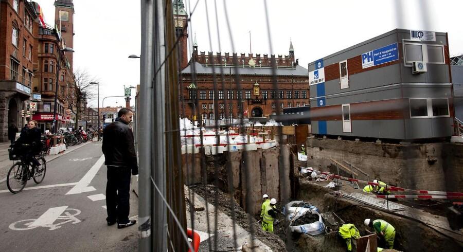 Udbygningen af Københavns Metro med en cityring er ramt af rekordmange påbud fra Arbejdstilsynet.
