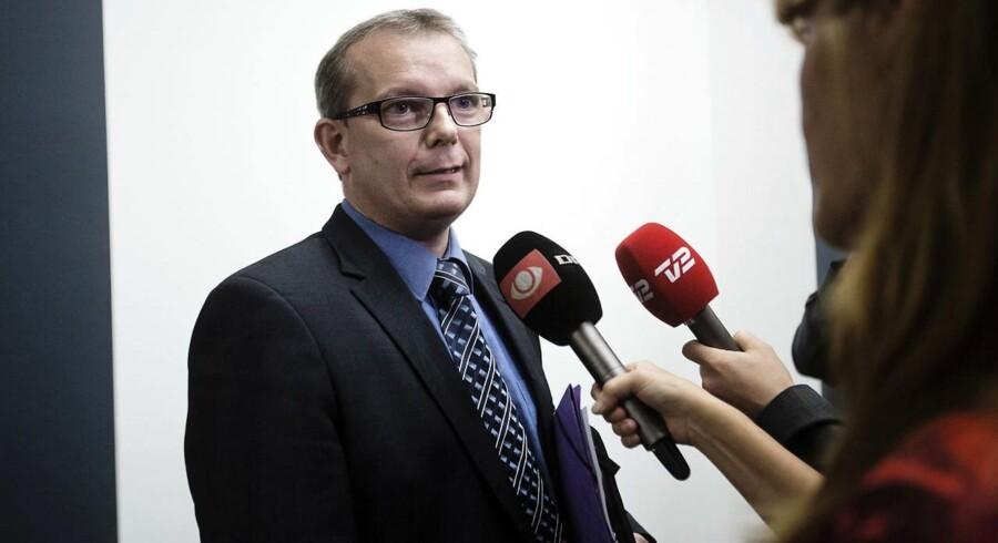 Dansk Folkepartis Hans Christian Skibby kritiserer Eyvind Vesselbo (V) og Jonas Dahl (SF).