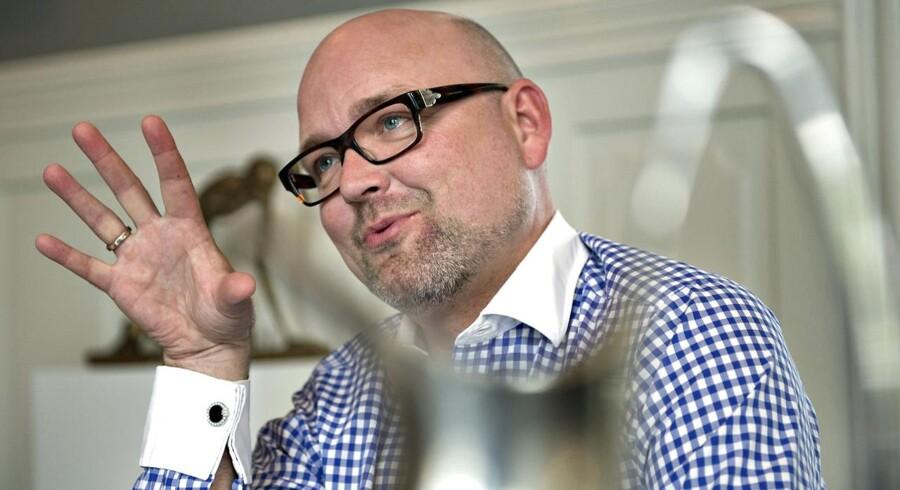Jesper Øhlenschlægers selskab Loop Housing er kommet under konkursbehandling.
