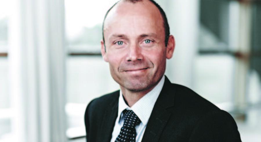 »Vi har leveret ydelser helt frem til for tre dage siden, så vi står med væsentlige udestående fordringer hos kunden,« siger Rasmus Ødum, koncerndirektør i Cowi.