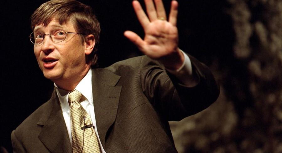 Verdens rigeste mand? Se hvor Bill Gates er placeret på den seneste liste over verdens rigeste mennesker.