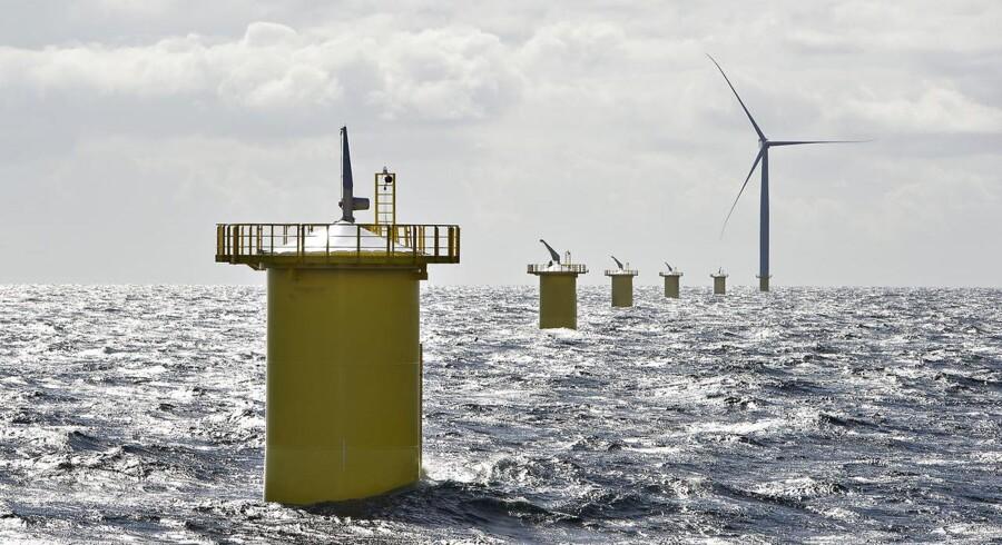 Meget store projekter inden for olie og gas skal realiseres inden for få år, og frem til 2020 skal der i Europa investeres 1.000 mia. kroner i vindmøller ude på havet.