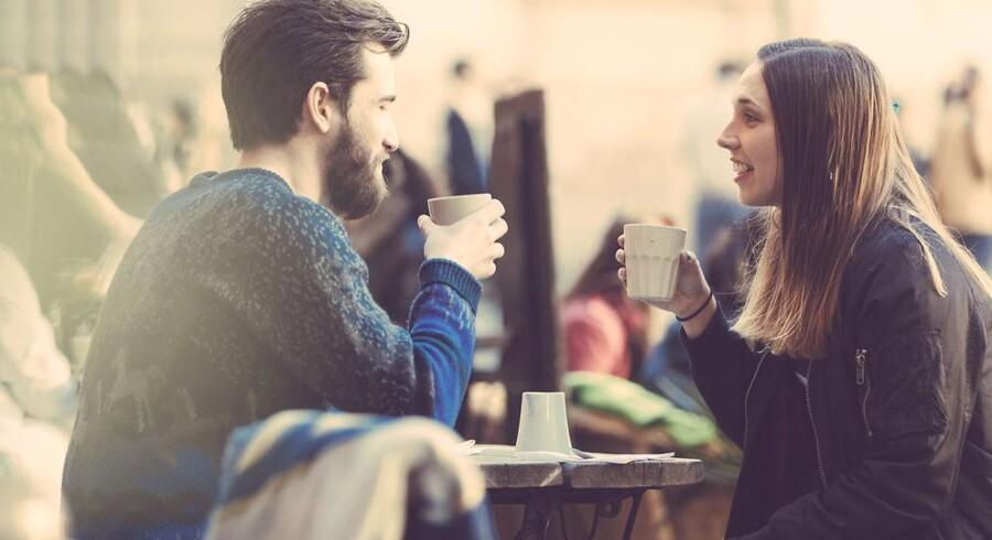 Når forelskelsen sætter ind, kan fornuften sætte ud - det frygter et forældrepar med en ret stor opsparing til børnene.