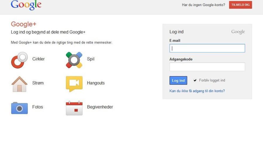 Google+ er internetgigantens svar på Facebook. Nu skal flere tvinges til at bruge tjenesten.