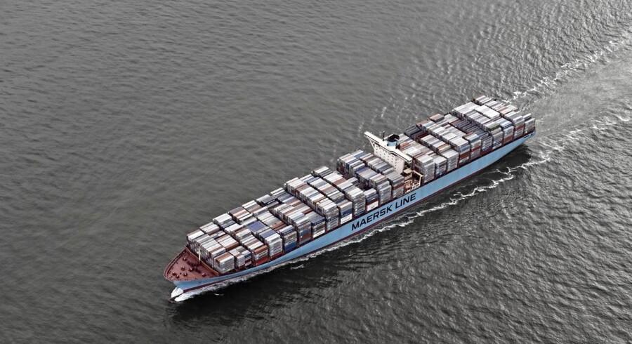 De store rederier som Maersk Line vil gerne hæve priserne på fra Asien til USA.
