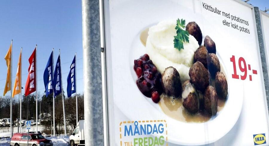 Det er cirka 30 år siden, at IKEA indførte cafeterier i deres varehuse. I dag bliver der serveret 150 millioner kødboller hvert år over hele verden.